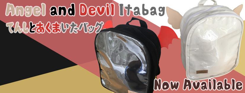 Angel and Devil Itabag