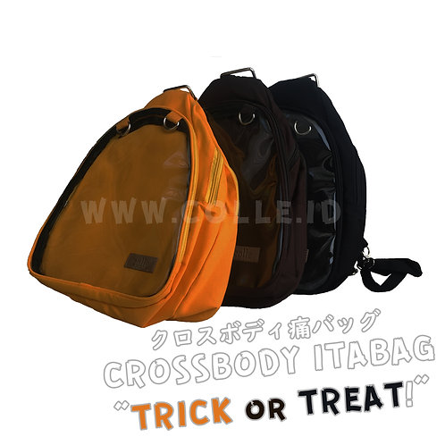 CROSSBODY ITABAG (TRICK OR TREAT COLOR THEME)