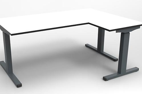 90 degree table / L desk