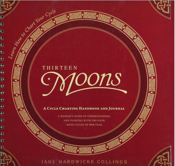 Thirteen Moons Handbook and Journal