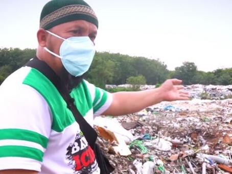 Dove finisce la plastica: Greenpeace porta alla luce il traffico illegale internazionale.