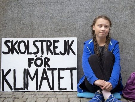 Greta Thunberg candidata Nobel