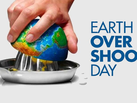 Overshoot Day e meno energie rinnovabili, un binomio lontano dalla sostenibilità.