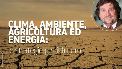 Luca Mercalli: clima, ambiente, agricoltura ed energia