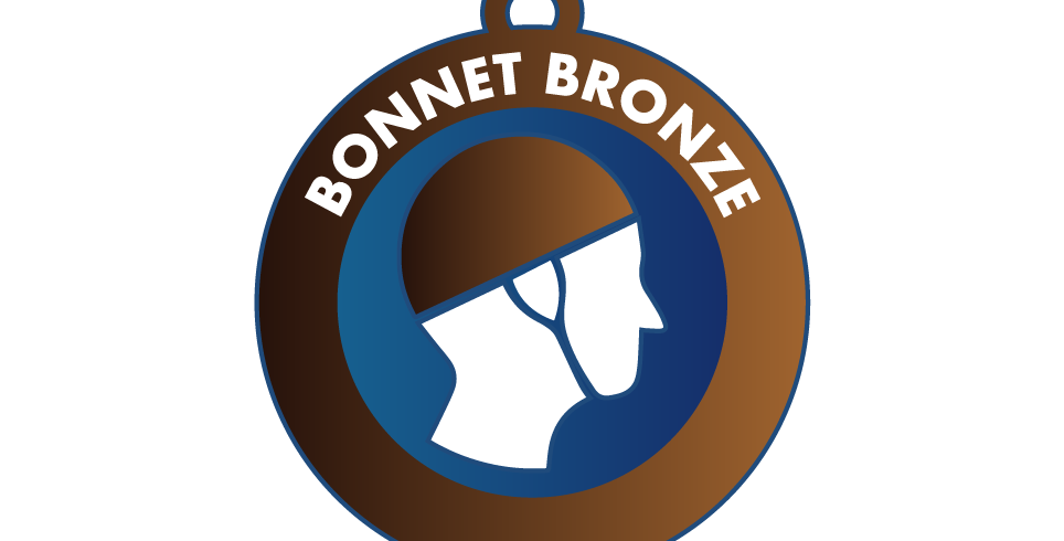 Stage : bonnet bronze