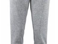 Pantalon jogging gris chiné