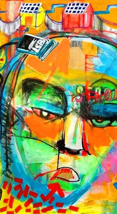 Post-Covid Utopia by Sadie Phew