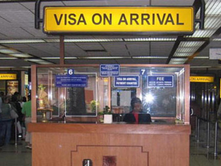 Tourist Visa on Arrival