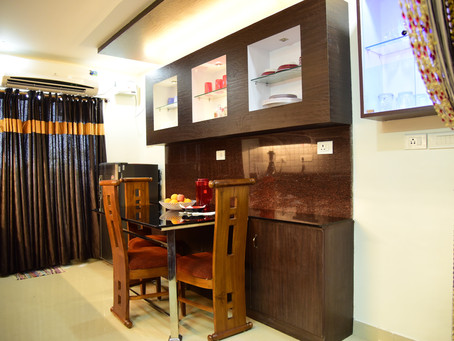 Benefits Of Serviced Apartment over hotel In Trivandrum