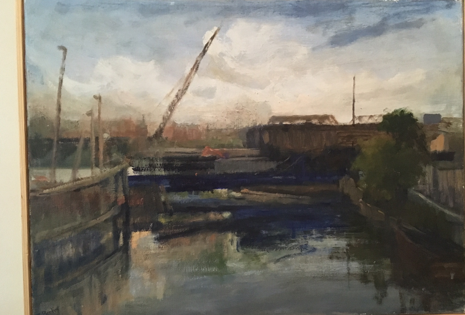 Gowanus Canal.