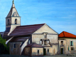 Arles Church