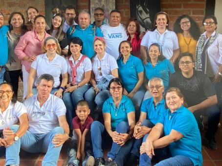 Encuentro de Facilitadores en Medellín