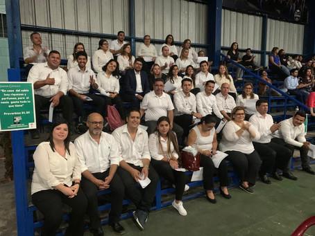 Tercera Promoción de Estudiantes en El Salvador