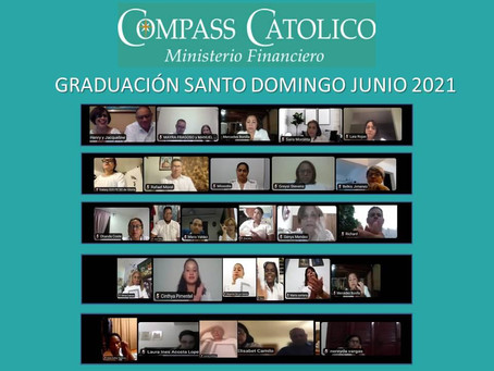 Graduación en Santo Domingo