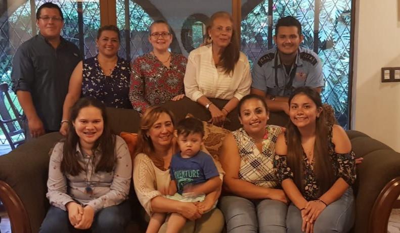 Estudiantes Grupo 1 - 01/2019 Comunidad Siervos de Jesús