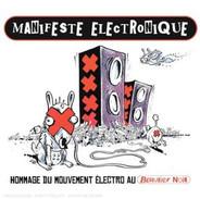 Manifeste électronique - Hommage du mouvement électro au Bérurier Noir