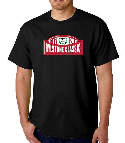 Rylstone Rally Black T Shirt