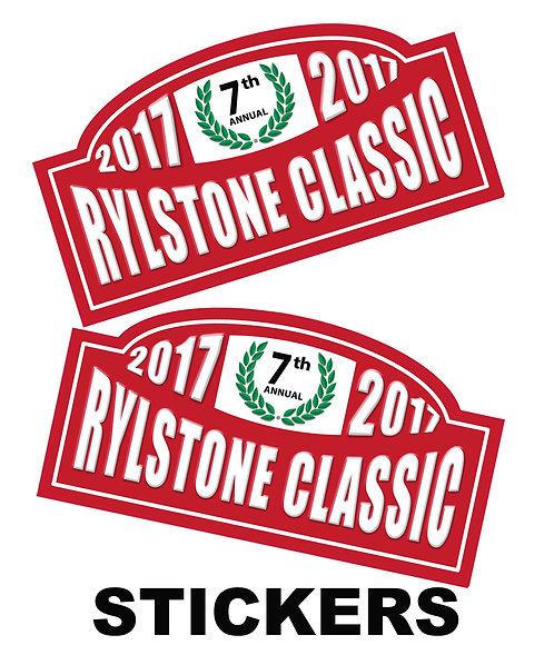 Rylstone Stickers