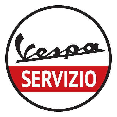 Vespa - 100mm