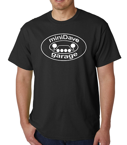 miniDave garage  T Shirt