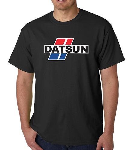 Datsun Colours Black T Shirt