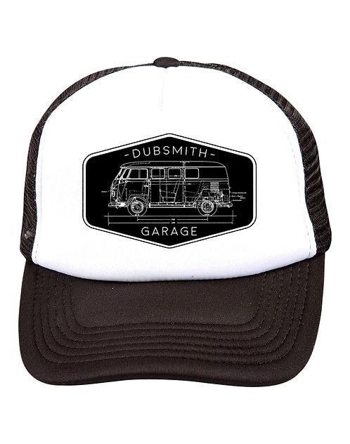 DG Black Truckers Cap