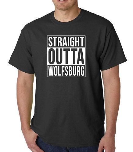 STRAIGHT OUTTA WOLFSBURG T Shirt