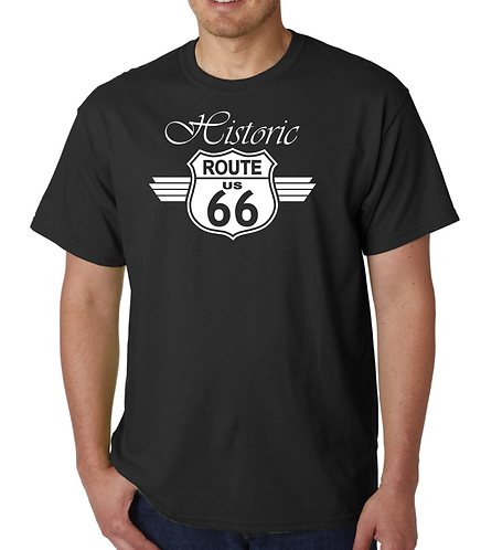 Historic Route 66 T Shirt