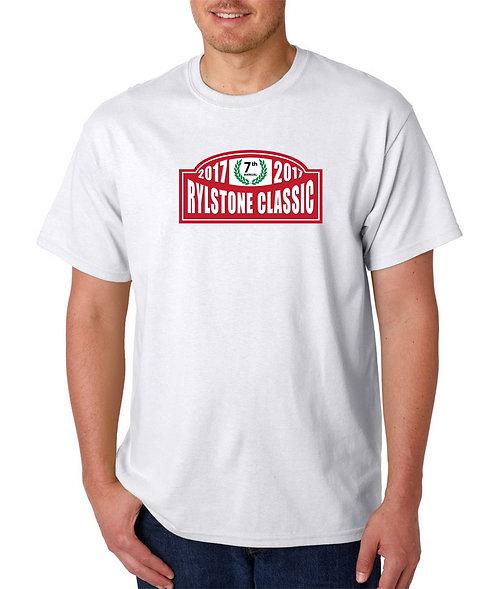 Rylstone Rally WHITE T Shirt
