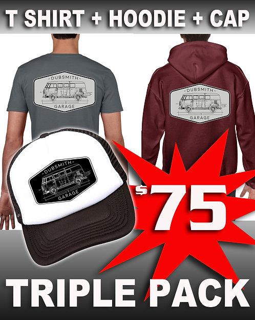 DG Triple Pack