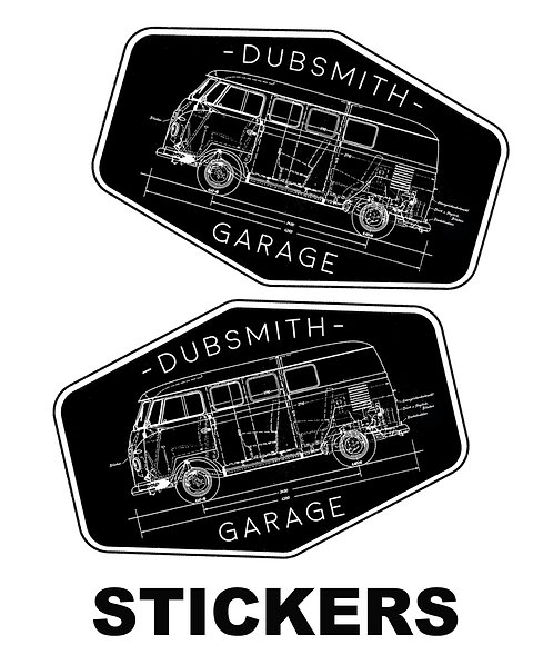 Dubsmith Stickers