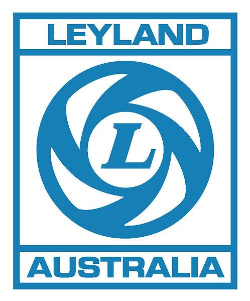Leyland Aust - 100mm