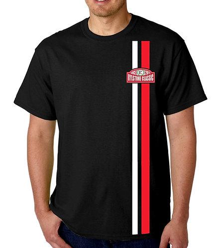 Since 2011 BLACK T + Stripes