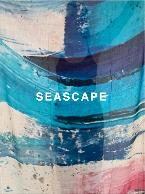 SEASCAPE CASHMERE WRAP