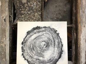 INKY BURRS & ETCHINGS