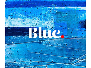 """How we see """"blue"""""""