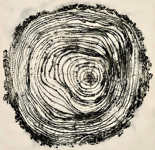 """Tree"" Fine art scarves print"