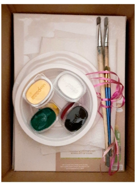 Additional Paintbrushes (set of 3)