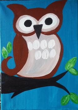 Owl for Kids