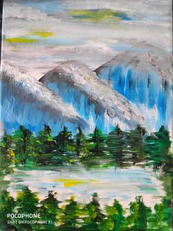 White Mountain Tops