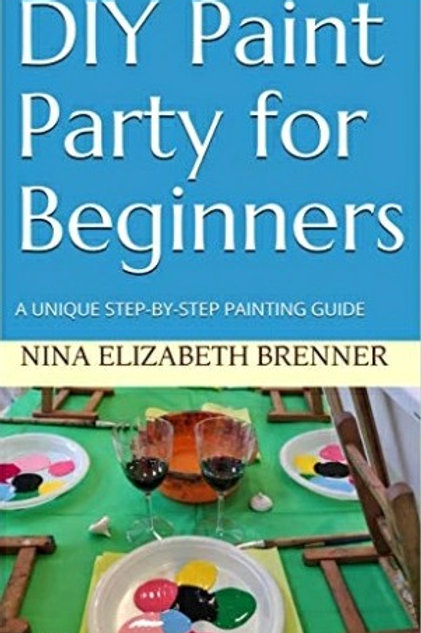 DIY Paint Party for Beginners- Kindle Application
