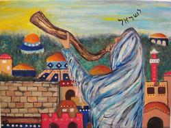 Jerusalem Shofar