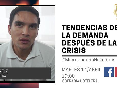 TENDENCIAS DE LA DEMANDA TURÍSTICA DESPUÉS DEL COVID-19