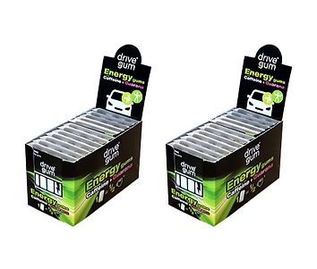 n2 Display DRIVE GUM  24 packs