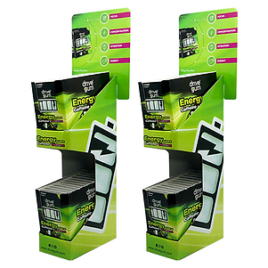 n2 big Display DRIVE GUM 48 packs