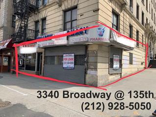 3340 Broadway