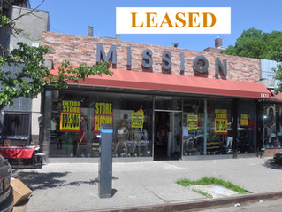 LEASED: 1431 St. Nicholas Ave.