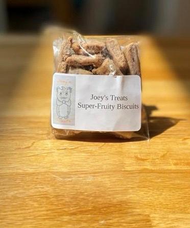 Super-Fruity Biscuits