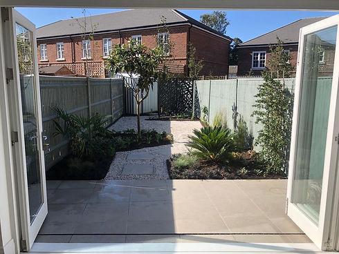 Richmond Garden Design After