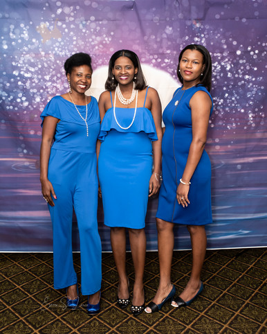 Mme President and Sisters
